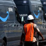 E-commerce giant, Amazon uses an app called Mentor to track and discipline delivery drivers