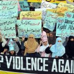 Pakistan reported highest incidence of violence against women during peak of the pandemic in 2020