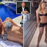 Vegas millionaire sues Instagram star, alleging she secretly posed nude in his mansion and snapped photos to sell on OnlyFans