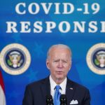 President Joe Biden directs states to open vaccinations to all adults by May 1