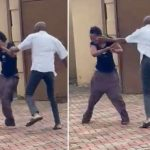 VIDEO: Bank Group CEO takes leave of absence after this viral video shows him assaulting his wife