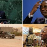 President of Chad Idriss Deby has been killed in battlefield during fight against rebels
