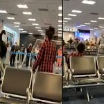VIDEO: Huge fight breaks out at Miami International Airport