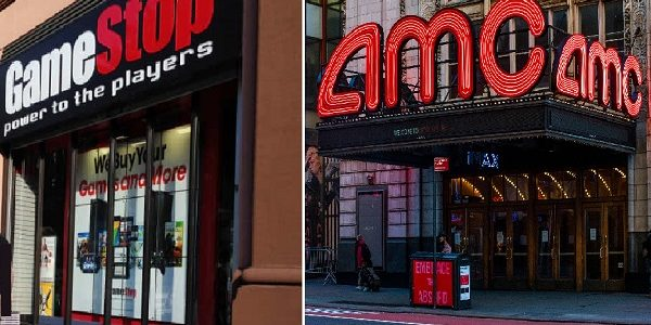Investors lose nearly $1 billion in Game Stop and AMC Entertainment