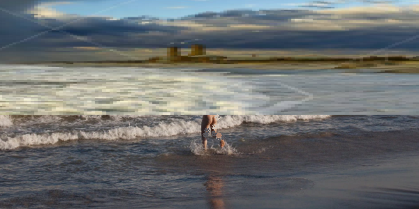 Woman runs naked into the ocean in Far Rockaway, NY, washes up dead on beach the next day