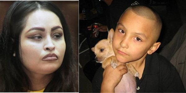Judge rejects woman's bid for re-sentencing in the case of 8-year-old son who she tortured to death
