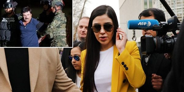 El Chapo's wife Emma Coronel Aispuro pleads guilty to U.S federal drug trafficking charges