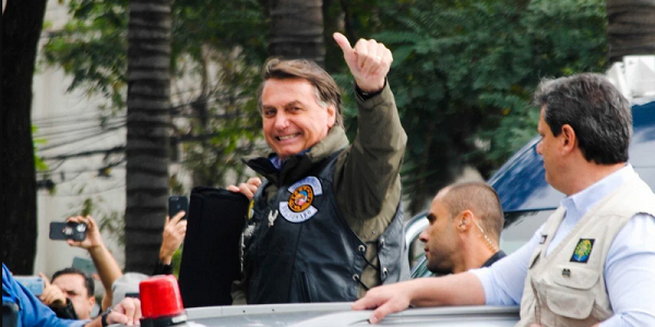 Brazilian President Jair Bolsonaro ordered to pay $100 for not wearing face mask during rally – Daily Post