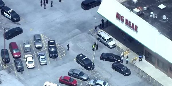 Triple shooting at grocery store leaves cashier dead, deputy and man injured