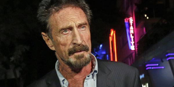 John McAfee, the founder of antivirus company McAfee, found dead in Spanish prison