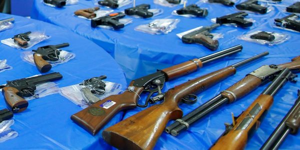 Mexico sues 'reckless' U.S. gun makers, eyes $10 billion in damages