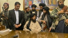 Afghanistan government collapses as Taliban take over the capital Kabul